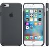 Чехол ipad Apple для Apple iPhone 6S MKY02ZM/A, темно-серый, купить за 2570руб.