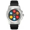 Умные часы MyKronoz ZeTime Regular, серые/черный ремешок, купить за 11 975руб.
