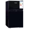 Холодильник Tesler RCT-100 черный, купить за 12 768руб.