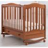 Детская кроватка Гандылян Ванечка  (качалка) натуральная, купить за 8 560руб.