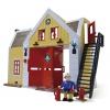 Набор игровой для игры на улице Simba Пожарный Сэм, Пожарная станция (со звуком и светом), купить за 3860руб.