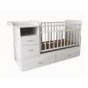 Детская кроватка Valle Allegra Белая, купить за 11 715руб.