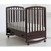 Детская кроватка Гандылян Дашенька махагон, купить за 9 713руб.