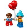 Конструктор LEGO Duplo 10832 День рождения, купить за 860руб.