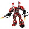 Конструктор LEGO The Ninjago Movie 70615 Огненный робот Кая, купить за 4 625руб.