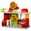 Конструктор LEGO Duplo 10834 Пиццерия, купить за 1 870руб.