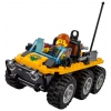 Конструктор LEGO City 60161 База исследователей джунглей, купить за 4 800руб.