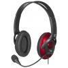 Гарнитура для пк Defender PHOENIX 875U, черно-красная, купить за 975руб.