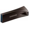 Usb-флешка Samsung BAR Plus 128GB, темно-серая, купить за 3 040руб.