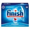 Средство для мытья посуды Таблетки Finish Classic для машины 28 штук, купить за 1535руб.