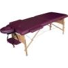 Стол массажный DFC Nirvana Relax, цвет сливы, купить за 10 390руб.