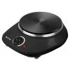Плитка электрическая Vitek VT-3701, черная, купить за 1 860руб.