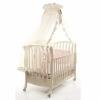 Детская кроватка Bambolina Divina 125x65 Слоновая Кость, купить за 33 990руб.
