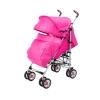 Коляска Liko Baby BT109 City Style, розовая, купить за 3 860руб.