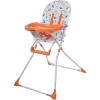 Стульчик для кормления BamBola Sencillo Зонтики Оранжевый, купить за 2 260руб.