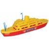 Игрушки для мальчиков Корабль Полесье Трансатлантик 46 см, купить за 180руб.