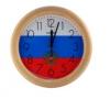 Часы интерьерные Vigor Д-30 Флаг с гербом (настенные), купить за 755руб.