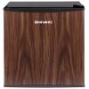 Холодильник Shivaki SDR-054T, темное дерево, купить за 7 310руб.