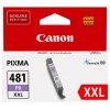 Картридж Canon CLI-481XXL PB Photo Cyan, купить за 1 440руб.