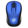 Мышка Oklick 665MW черно-синяя, купить за 390руб.