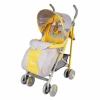 Коляска BamBola W807С Лев, желтая, купить за 3 530руб.