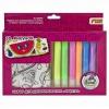 Товар для детского творчества Набор для декорирования Color Puppy Фрукты, купить за 145руб.