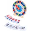 Развивающую игру Mapacha Изучаем время с карточками, купить за 105руб.