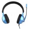 Гарнитура для пк Gembird MHS-G55, черная/синяя, купить за 1 120руб.