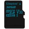 Kingston SDCG2/32GB Canvas Go V30, купить за 955руб.