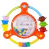 Игрушки для малышей Погремушка-тренажер Жирафики Лабиринт, купить за 170руб.