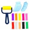 Товар для детского творчества Тесто для лепки Color Puppy 12 цветов, купить за 105руб.