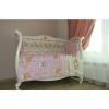 комплект Подушкино Зверушки (бязь, 6 предметов), розовый, купить за 2 485руб.