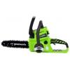 Цепная пила GreenWorks G24CS25, 24V, 25 см, купить за 5 460руб.