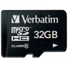 Verbatim microSDHC 32GB (Class 10, RW 10/10 МБ/с), 44013, купить за 905руб.