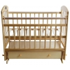 Детская кроватка Briciola 8, светлая, купить за 8 325руб.
