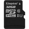 Карту памяти microSDHC Kingston SDCS/32GBSP UHS-I, купить за 650руб.