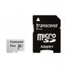 Карту памяти MicroSDHC Transcend TS16GUSD300S-A 16Gb, купить за 625руб.