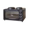 Мини-печь Supra MTS-302 30л. 1500Вт черная, купить за 4 975руб.