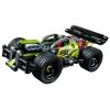 Конструктор LEGO Technic 42072 Зеленый гоночный автомобиль (для мальчика), купить за 1 190руб.