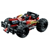 Конструктор LEGO Technic 42073 Красный гоночный автомобиль (для мальчика), купить за 1 315руб.