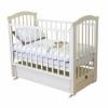 Детская кроватка Красная Звезда Ирина С625, белая, купить за 16 740руб.