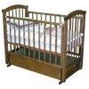 Детскую кроватку Красная Звезда Ирина С625, шоколад, купить за 11 670руб.
