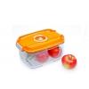 Контейнер для продуктов Status VAC-REC-20, оранжевый, купить за 875руб.