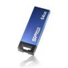 Silicon Power Touch 835 64Gb, синяя, купить за 1 245руб.