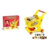 Игрушки для девочек Магазинчик Наша Игрушка Тележка с продуктами (ZYB-B1505), купить за 1390руб.