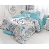 Комплект постельного белья Verossa 2,0-спальный, перкаль, нав. 50х70*2, Porcelain, купить за 2 565руб.