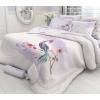 Комплект постельного белья Verossa 2,0-спальный, перкаль, нав. 50х70*2, Pintado, купить за 2 510руб.