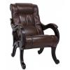 Кресло мягкое Мебель Импэкс Модель 71 каркас венге, обивка Antik crocodile, купить за 14 660руб.