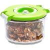 Контейнер для хранения STATUS VAC-RD-075 для вакуумного упаковщика, зеленый, купить за 685руб.
