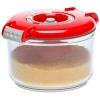 Контейнер для хранения STATUS VAC-RD-075 для вакуумного упаковщика, красный, купить за 685руб.